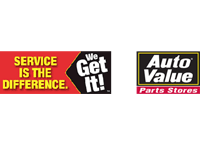 AutoValue Parts Stores - Service is the difference. We get it!